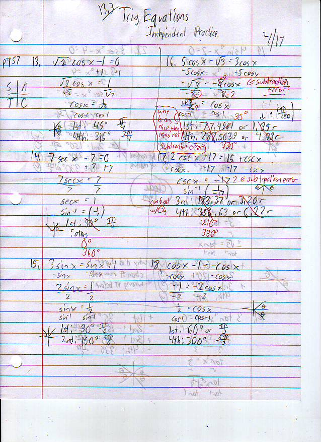 File:13.3 Solving Trig Equations Independent Practice Page 1.JPG
