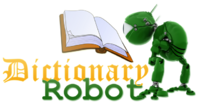 Dictionary Robot Logo.png